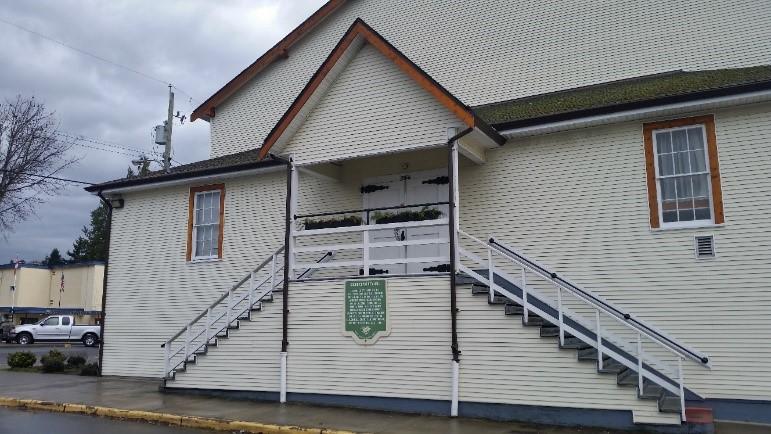 Sooke Community Hall 2