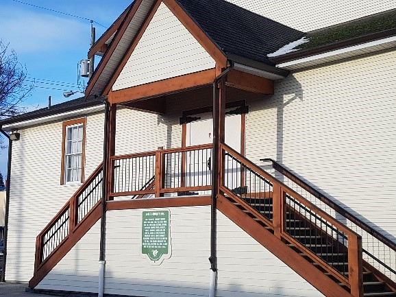 Sooke Community Hall 1